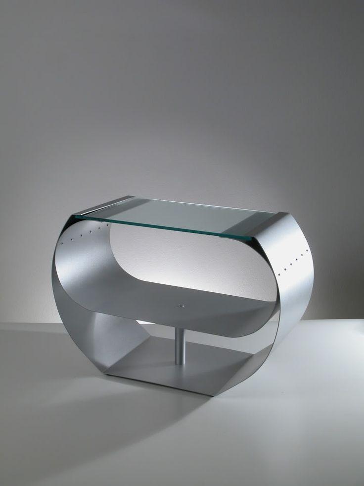 Tavolino basso da soggiorno Ring