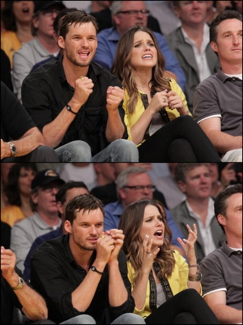 When did austin nichols and sophia bush start dating