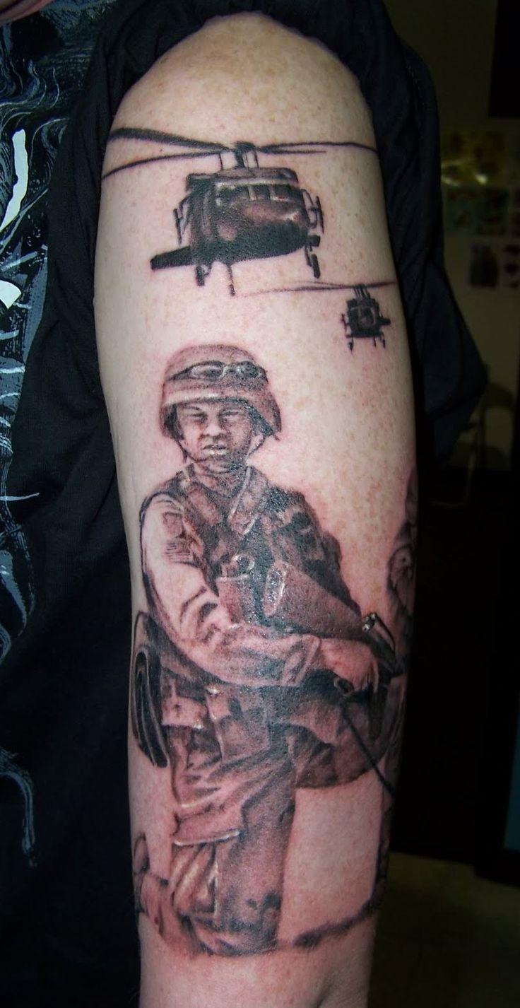 L'ARMÉE DANS LA PEAU Nombreux sont les soldats tatoués. Les tatouages peuvent représenter un souvenir heureux ou malheureux. Ils peuvent aussi être des symboles. Certains constituent même une sorte de thérapie pour les militaires. Ils affirment souvent une appartenance à un groupe, une section, une compagnie, un régiment... Et vous, avez-vous un tatouage militaire à nous faire partager ?