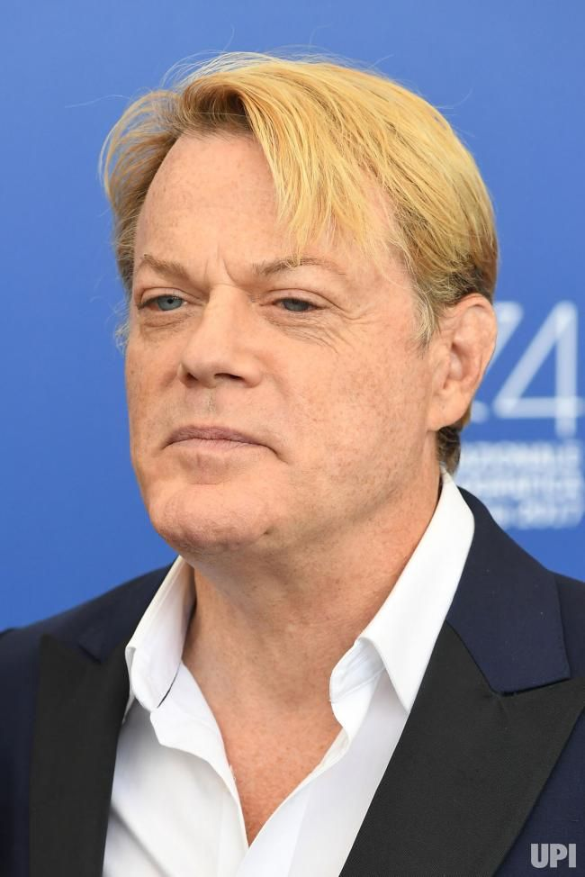 English comedian and actor Eddie Izzard attends the 74th Venice Film Festival on the Lido in Venice on August 31, 2017. Photo by Paul…