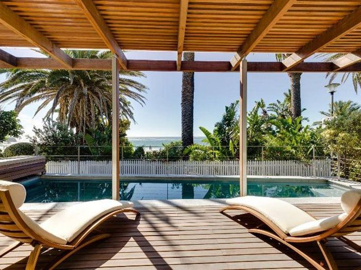 Bungalow 52 - Positioned overlooking the picturesque beach of Clifton 4th, Bungalow 52 offers the ideal getaway for a family or friends, in one of Cape Town's most affluent suburbs.The luxurious bungalow, which has ... #weekendgetaways #clifton #southafrica