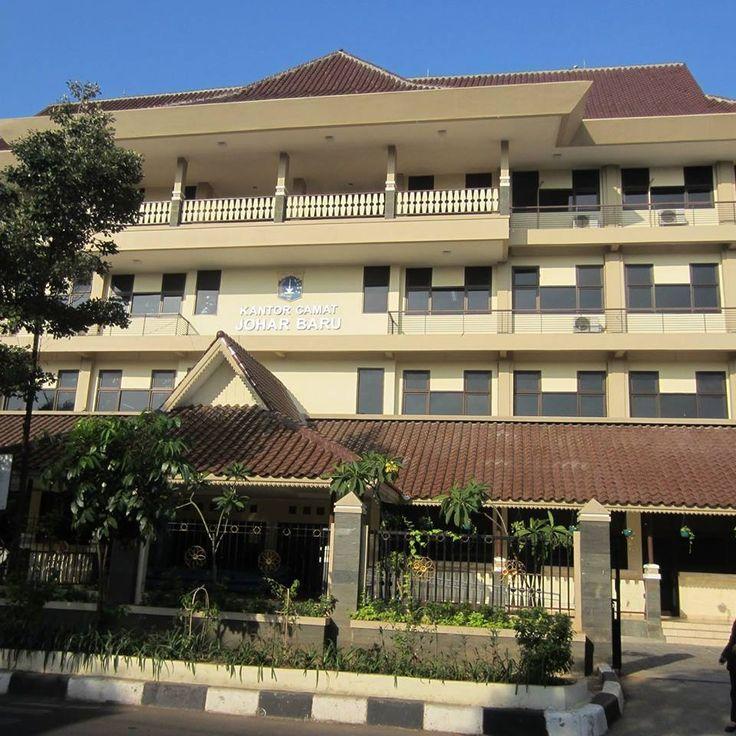Kantor UPPD di Kantor Kecamatan Johar Baru, Jl. Johar Baru Utara I No. 1, Johar Baru, Jakarta Pusat 10560