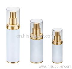 15ml Metal cosmetic airless bottle
