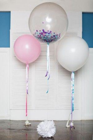 Картинки по запросу большие надувные шары