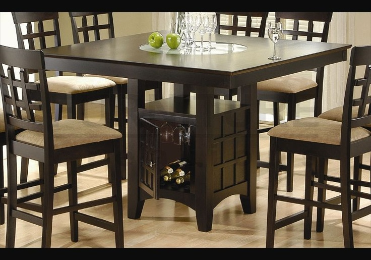 soooo want this dining room table with storage underneath i am a huge