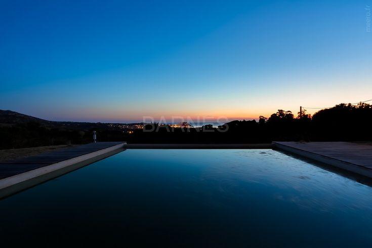 Exclusividad, Villa de Arquitectos Mar y Montaña, CALVI, cerca de la playa - Propiedades de lujo en venta CALVI