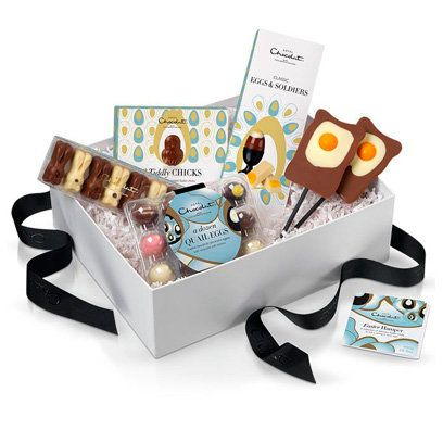 111 best hampers design images on pinterest hampers packaging hotel chocolat easter hamper best chocolate easter eggs easter ideas food red negle Image collections