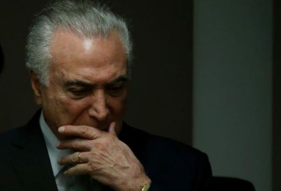 Evil Spirits Chase Brazil's New President Out Of His Home