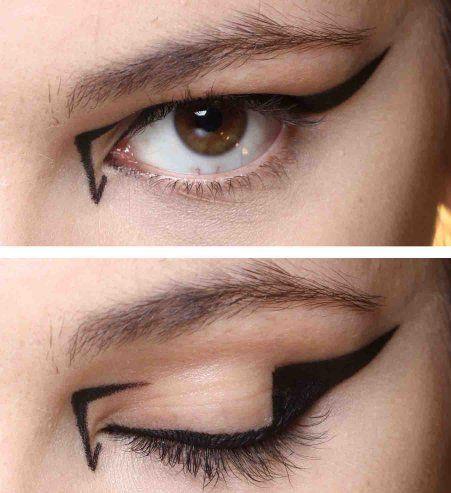 Les Tendances Maquillage Des Yeux Automne Hiver 2015 2016 Yeux Impressionnant Et Hunger