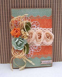 Artfull Crafts - made using August's Curiosity collection from Kaisercraft