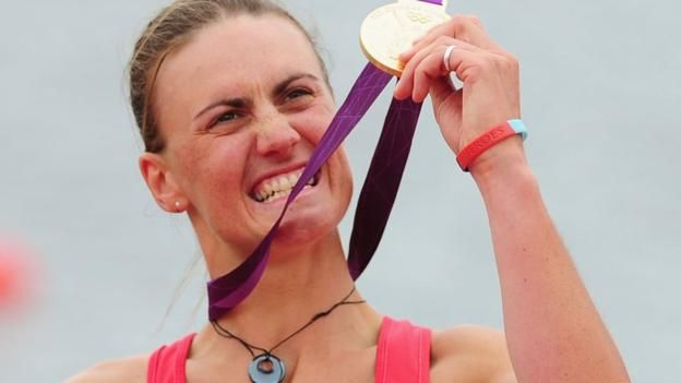 Heather Stanning: Double Olympic champion announces retirement from rowing #heather #stanning #double #olympic #champion #announces…