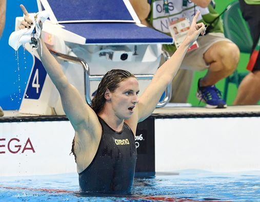 Katinka Hosszu wins second gold medal for Hungary - JO RIO 2016