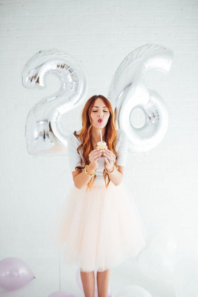 26th Birthday Photoshoot
