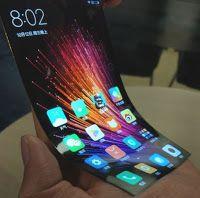 Xiaomi Diduga akan mengembangkan Smartphone dengan Layar Flexible