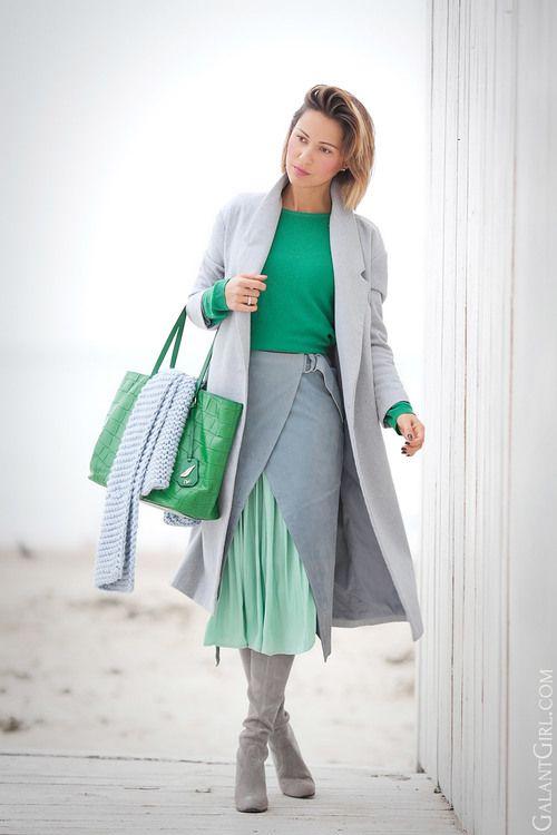 How to wear pops of color   Elena Gallant girl   Ukraine fashion   fashion blogger   The Most colorful fashion bloggers