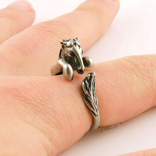 Cute Horse Ring