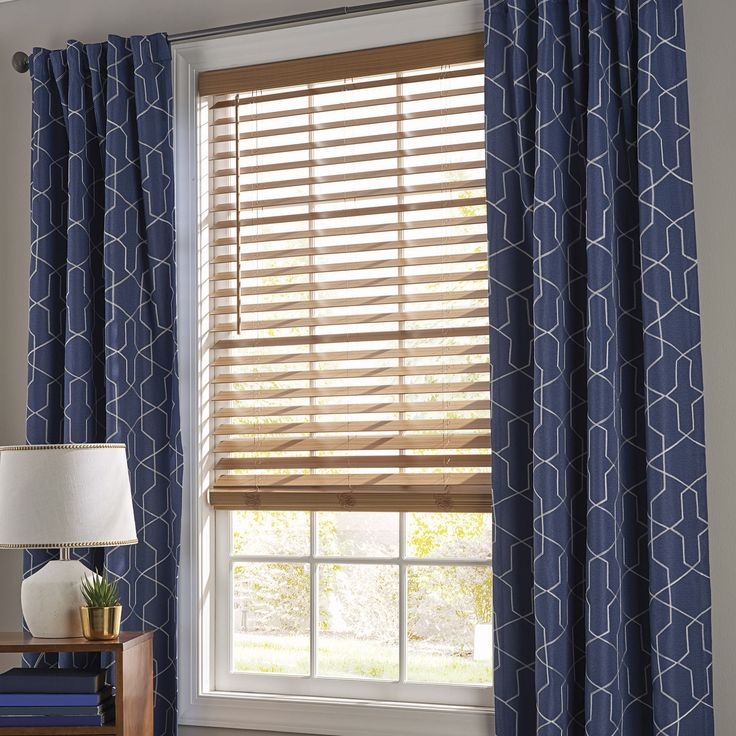 Better Homes And Garden 2 Faux Wood Cordless Blind Oak Walmart Com Cordless Blinds Curtains Over Blinds Faux Wood