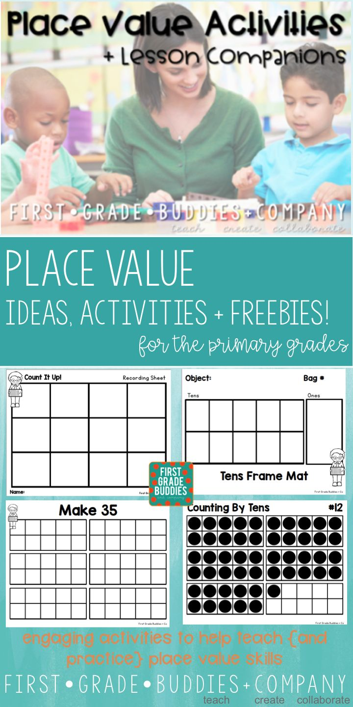 Best 100+ Place Value images on Pinterest | Guided math, Place ...