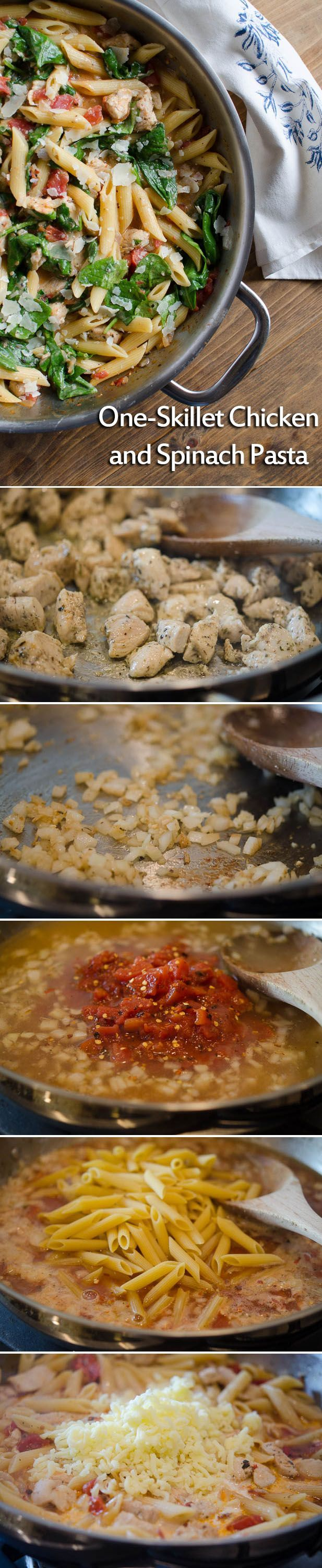 A quick, healthy dinner so full of flavor your whole family will love! One-pot meal makes the process super simple and the clean-up even easier. Recipe: www.ehow.com/...