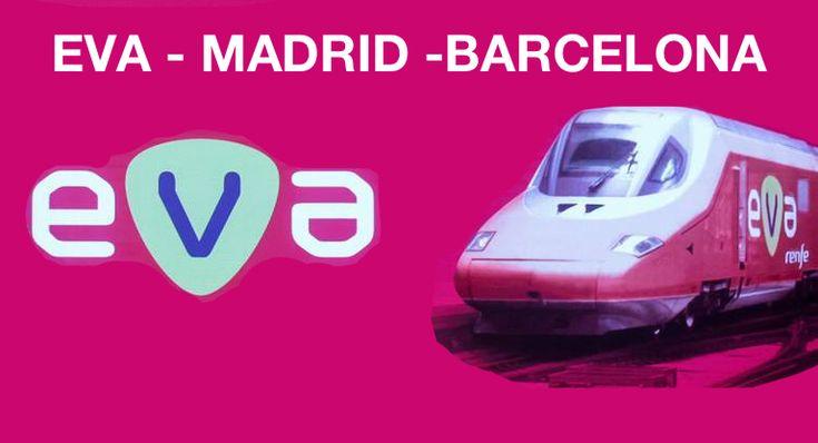 ICYMI: Tren EVA Madrid – Barcelona aeropuerto El Prat – precio y horarios