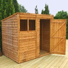 Large Wooden Sheds Sale | Fast Delivery | Greenfingers.com Page 3