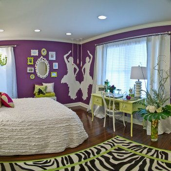 Extreme Makeover Home Edition | Photos | Girls' Bedrooms