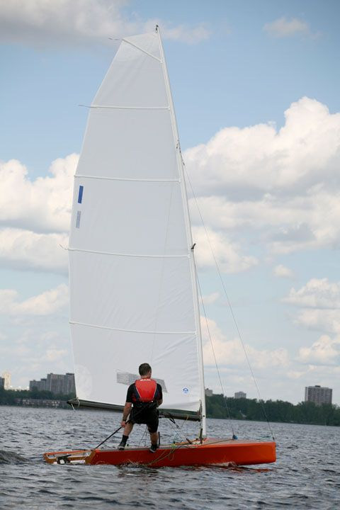 Dinghy Designs - Velox Design Naval Architecture and Performance Boat works