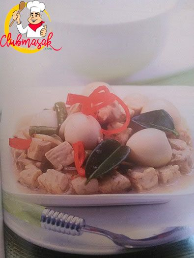 Resep Sambal Goreng Telur Puyuh Sayur, Resep Masakan Sehari-hari Dirumah, Club Masak