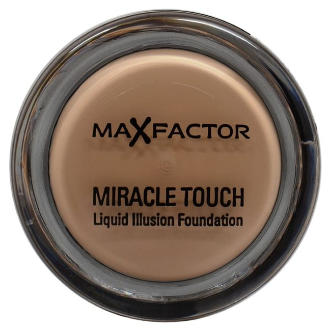 Max Factor Miracle Touch Liquid Illusion #40 Creamy Foundation