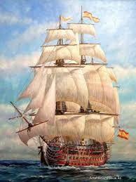 Resultado de imagen de santisima trinidad barco