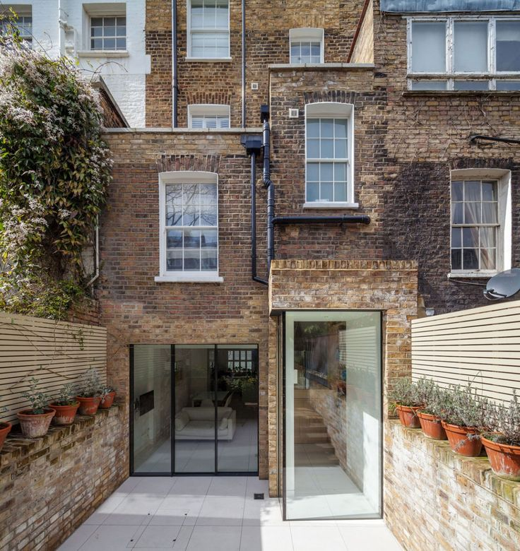Chelsea Town House by Moxon Architects