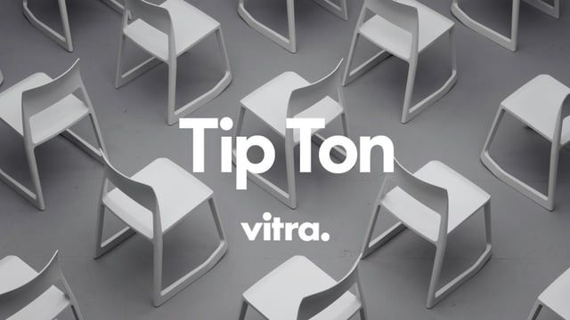 Stop-frame animated film made to promote Vitra's Tip Ton chair, designed by Barber Osgerby.  Chair designed by Edward Barber & Jay Osgerby Developed by Vitra in Switzerland  More info on on its design can be found here:  http://www.dezeen.com/2011/04/05/tip-ton-and-map-table-by-barberosgerby-for-vitra/  --  Film credits are as follows: Director: Johnny Kelly Stop Frame Animation: Matthew Cooper, Kris Hofman 3D previs: Johnny Kelly Director of Photography: Pete Ellmore Producti...