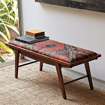 is there some way that I can have this????  Kuba Crescent Bench - Batik on westelm.com
