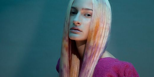 Aveda Polar Lights.