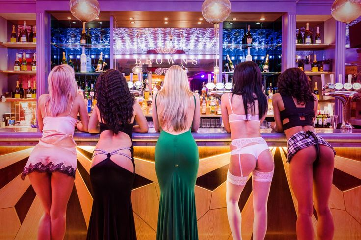 Strippers at Browns-Shoreditch in London. #Strip #striptease #london
