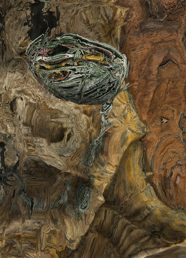 Jacob, Of unknown origin. 2013, Fine art print and acrylic, 128 x 92cm