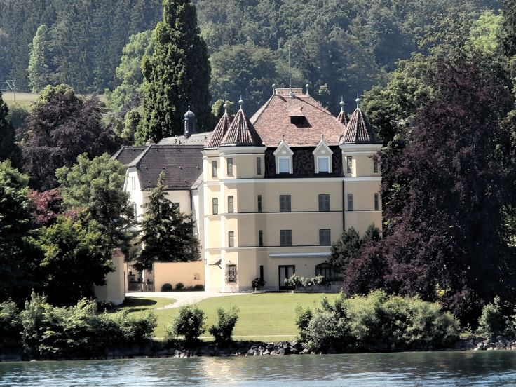 BRD-Ammersee-Schloss Garatshausen