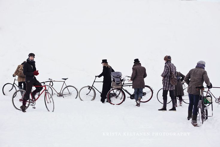 WINTER TWEED RUN – HELSINKI 2012