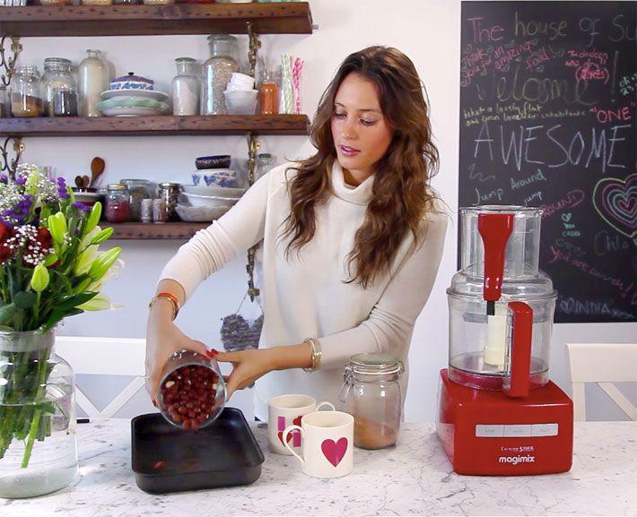 Video: Healthy Nutella