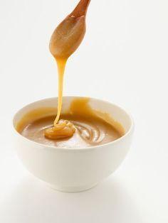 Sauce anglaise au caramel
