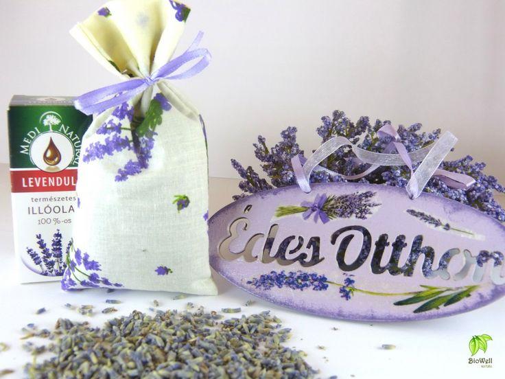 Levendula csomag, a levendula szerelmeseinek