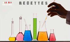 Recettes pour e-liquides en DIY - juice recipe