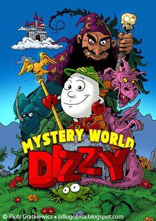 Z długopisa: Mystery World Dizzy!