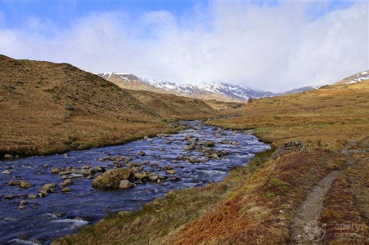 Ben Vorlich, Scotland
