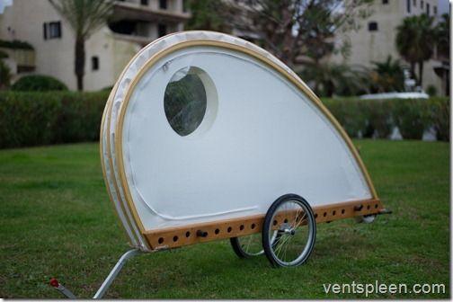 114 best fahrradanh nger images on pinterest. Black Bedroom Furniture Sets. Home Design Ideas
