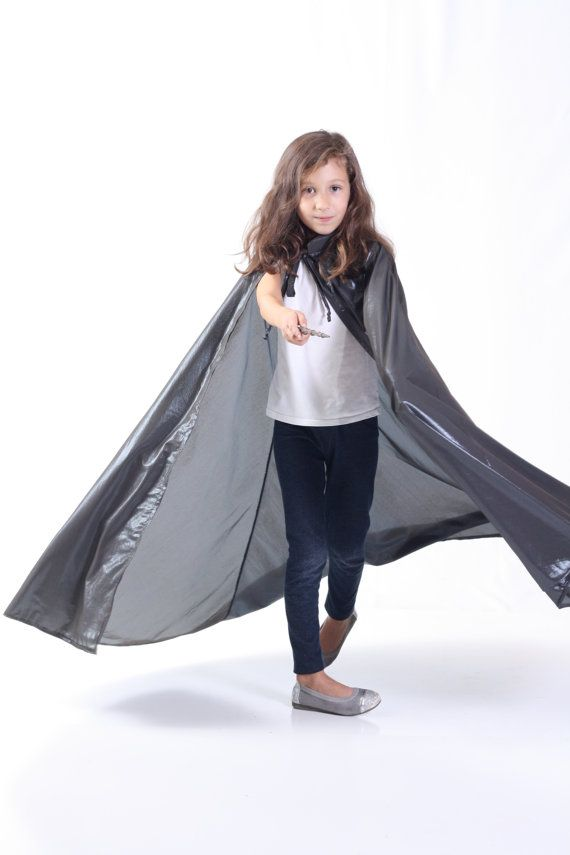 wizard witch superhero capes cloaks for kids by windblownflower
