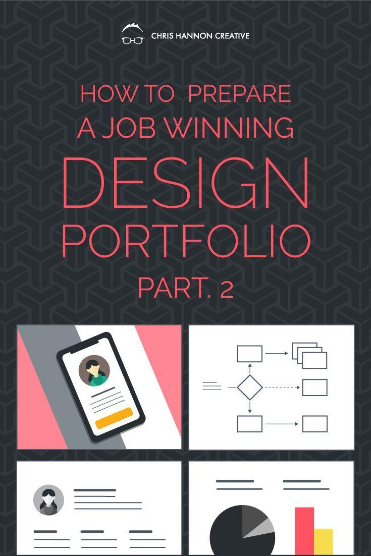 How To Prepare Your Graphic Design Portfolio For An Interview Part 2 Chris Hannon Creative Portfolio Design Portfolio Web Design Graphic Designer Portfolio