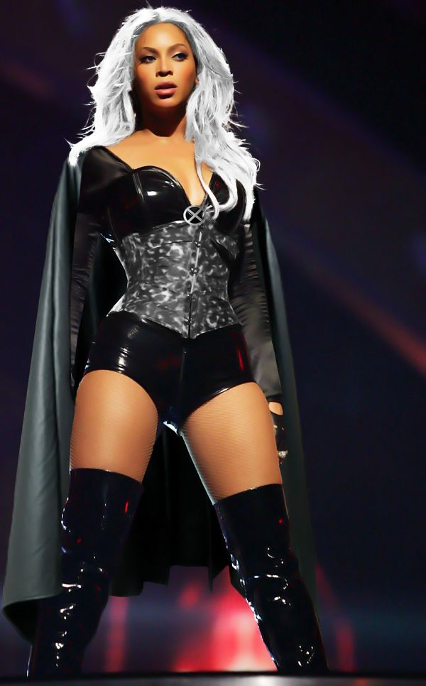 Beyonce Storm Costume