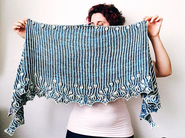 Ravelry: Rebel pattern by Lesley Anne Robinson