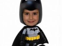 Fotoefecto Infantil de Batman.